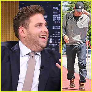Jonah Hill Addresses Homophobic Remarks on 'Tonight Show' - Watch Now