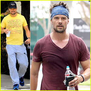 Josh Duhamel Wants Landon Donovan on U.S. World Cup Team