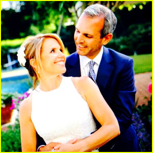 Katie Couric Marries John Molner - See the Wedding Pics!