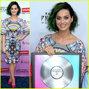 Katy Perry Will Educate Her Way Around the World on Tour