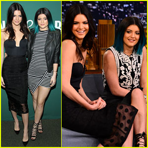 Kendall & Kylie Jenner Try to Kill Each Other in MuchMusic Video Awards Promo