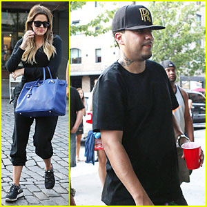 Khloe Kardashian Gets Jeep & Jewelry From Boyfriend French Montana For Her Birthday!