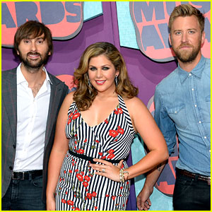 Lady Antebellum's Prepping a Light Show for CMT Music Awards 2014 Performance!