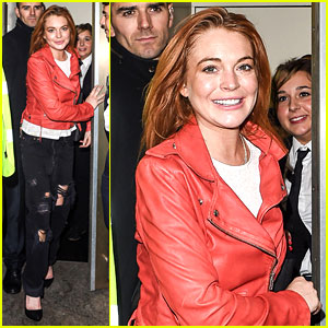 Lindsay Lohan Is Looking Happier & More Refreshed Than Ever!