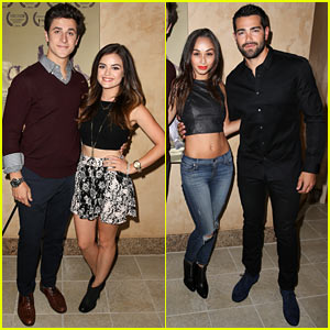 Lucy Hale, Jesse Metcalfe & More Support David Henrie at 'Catch' Screening!