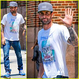 Mark Ruffalo Is Intimidated By Adam Levine's Superstar Status!