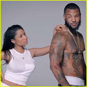 Nicki Minaj Teams Up with The Game for 'Pills N Potions' Video - Watch Now!