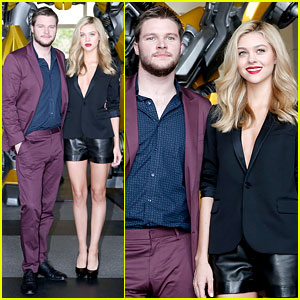 Nicola Peltz & Jack Reynor Step Out in Beijing for 'Transformers'!