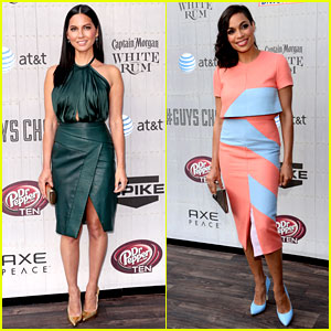 Olivia Munn & Rosario Dawson Are Our Choices at the Guys Choice Awards 2014!