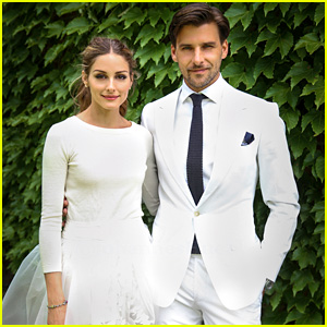 Olivia Palermo Shares First Wedding Photos with Johannes Huebl - See Her Gorgeous Dress!