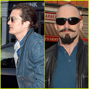 Orlando Bloom & Hugh Jackman Bring Major Star Power to Chiltern Firehouse!