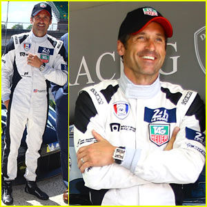 Patrick Dempsey Returns to La Mans to Race the Porsche 911