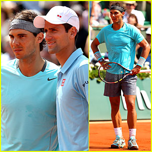 Rafael Nadal Beats Novak Djokovic For Ninth French Open Win!