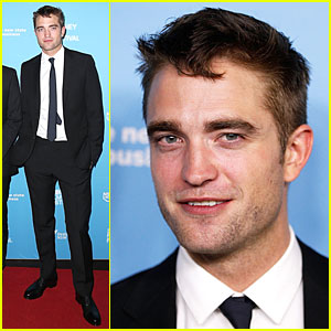 Robert Pattinson is Dapper & Das