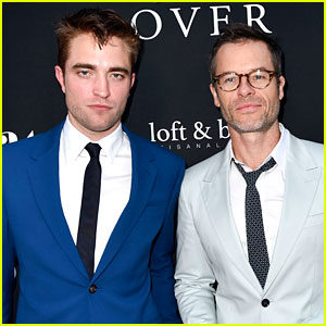 Robert Pattinson & Guy Pearce Are Hot Brits at 'Rover' Premiere