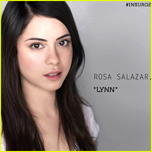 Parenthood's Rosa Salazar Is Latest To Join 'Insurgent' As Dauntless Lynn