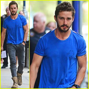 Shia LaBeouf Released From Police Custody After Arrest During 'Cabaret' (PHOTOS)