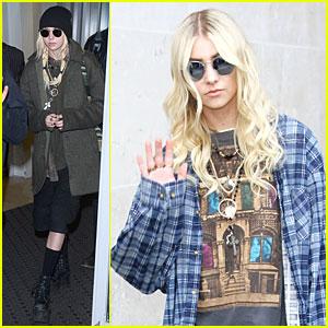 Taylor Momsen Brings Her Rock Music to Europe!