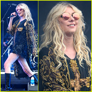 Taylor Momsen Debuts The Pretty Reckless' 'Messed Up World' Video!