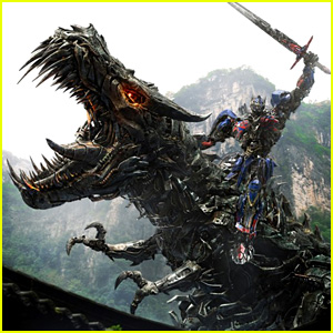 'Transformers: Age of Extinction' Breaks $100 Million at First Weekend Box Office!