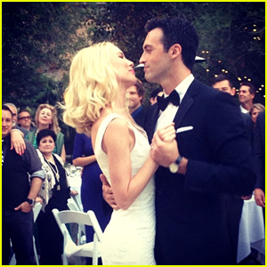 'Veep' Star Reid Scott Marries Longtime Girlfriend Elspeth Keller