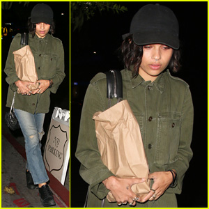 Zoe Kravitz is Low-Key in WeHo While 'Insurgent' Films in Atlanta