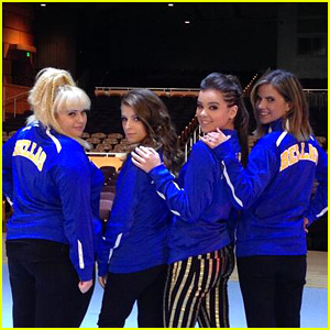 'Pitch Perfect 2' Stars Spill on Sequel Plot Details - Watch Now!