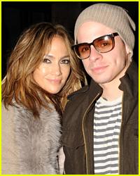 Friendly Exes! Casper Smart Wished Jennifer Lopez a Happy Birthday