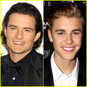 Celebs Take Sides in the Orlando Bloom & J