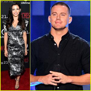 Channing Tatum & Jenna Dewan: Comic-Con's Hottest Couple!