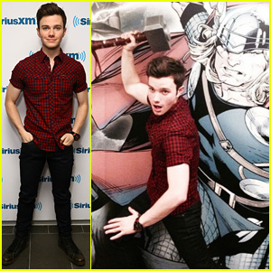 Chris Colfer Opens Up About 'Glee' Twitter Hack: 'It Sucked'