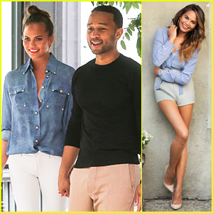 Chrissy Teigen Was Mistaken As Husband John Legend's High Class Hooker