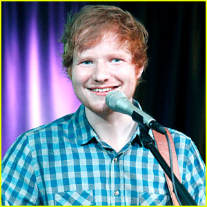 Ed Sheeran Gets Backup From the Roots for 'Sing' - Watch Here!