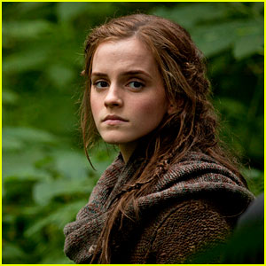 Emma Watson Takes Us Behind the Scenes of 'Noah' (Exclusive Photos)