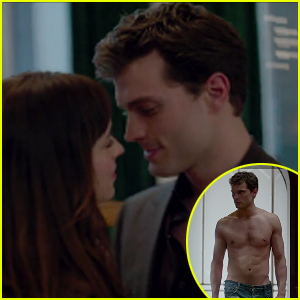 'Fifty Shades of Grey' Trailer is Finally Here - Watch Now!