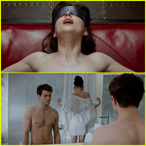 'Fifty Shades of Grey' Trailer is Finally Here - Watc