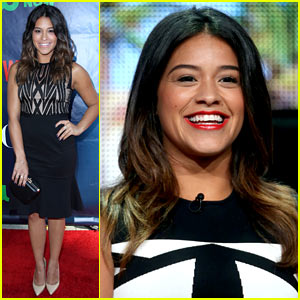 Jane the Virgin's Gina Rodriguez Blows Us Away with Speech on Cultural Identity