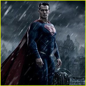 First Look Image of Henry Cavill as Superman f