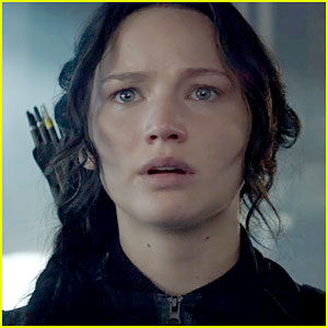 'Hunger Games: Mockingjay' Debuts First Tease