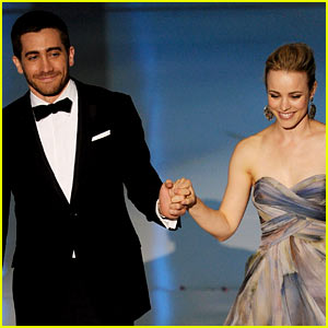Jake Gyllenhaal & Rachel McAdams Danced the Night Aw