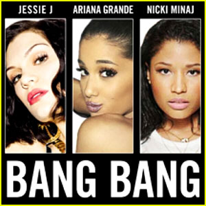 Jessie J, Ariana Grande & Nicki Minaj: 'Bang Bang' Full Song &