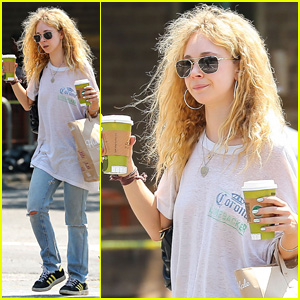 Juno Temple on Handling Rejection: I Put on Lingerie & Pumps