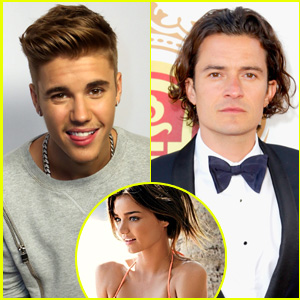 Justin Bieber Shares Photo of Orlando Bloom's Ex-Wife Miranda Kerr Af