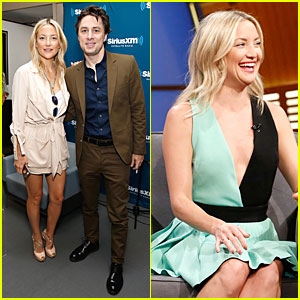 Kate Hudson Can't Stop Giggling During Box of Lies Game - Watch Now!