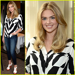 Kate Upton on Confidence: 'It's About Loving Your Body'!