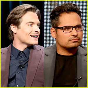 Kevin Zegers & Michael Pena Bring 'Gracepoint' to TCA Press Tour