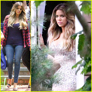 Khloe Kardashian Changes It Up For 'Kourtney & Khloe Take The Hamptons'