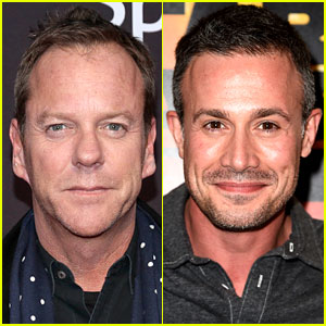 Kiefer Sutherland's Rep Responds to Freddie Prinze, Jr.