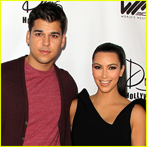 Kim Kardashian Has No Sympathy for Brother Rob Kardashi