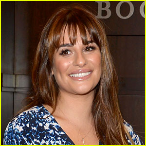 Lea Michele Jokes About Her Twitter Account Getting Hacked